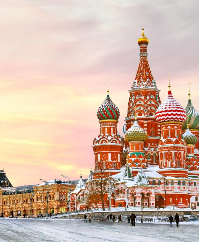 Eid 2018 Travel Special: Experience the Magic of Moscow, Russia this Eid