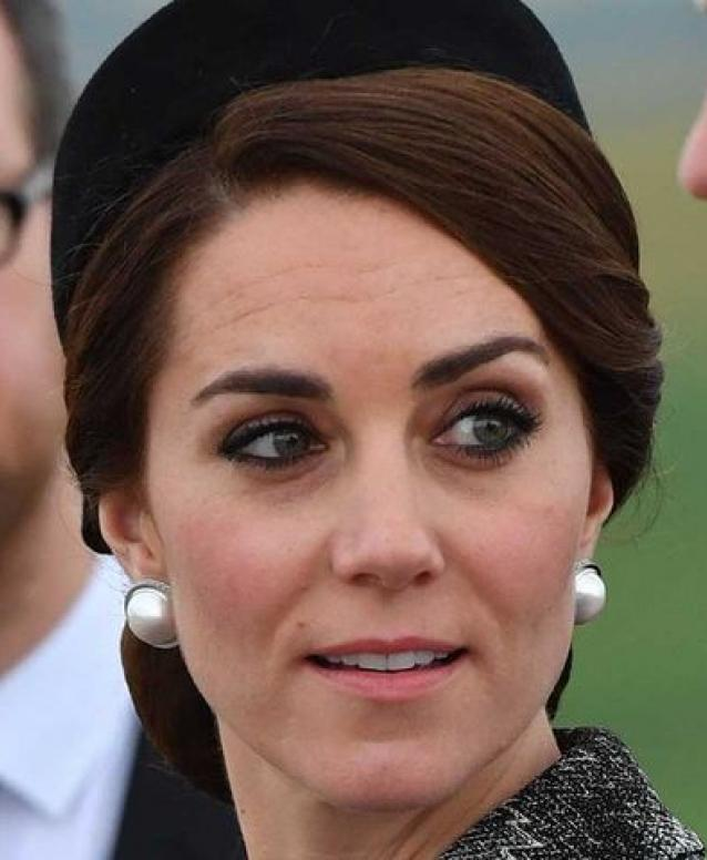 Kate Middleton Did Her Own Makeup On Her Wedding Day