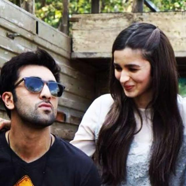 Alia Bhatt and Ranbir Kapoor 1