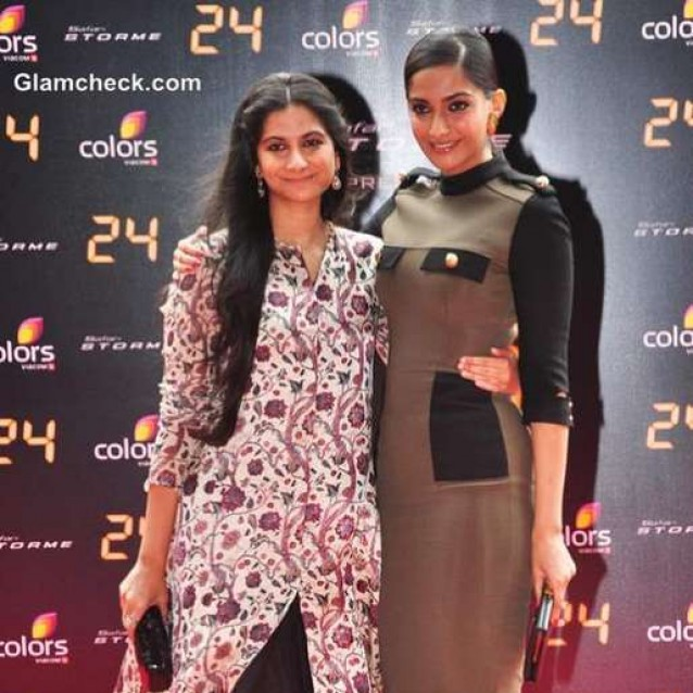 Revealed! Sonam Kapoor's Friend, Philosopher and Guide
