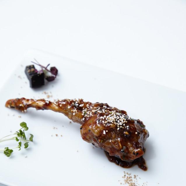 Molecular Gastronomy at Tresind