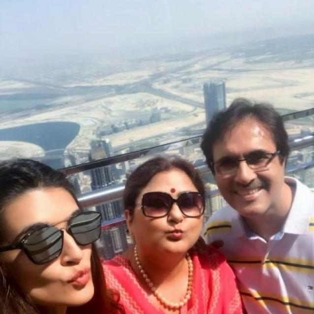 What Were Sidharth Malhotra And Kriti Sanon Up To In Dubai?