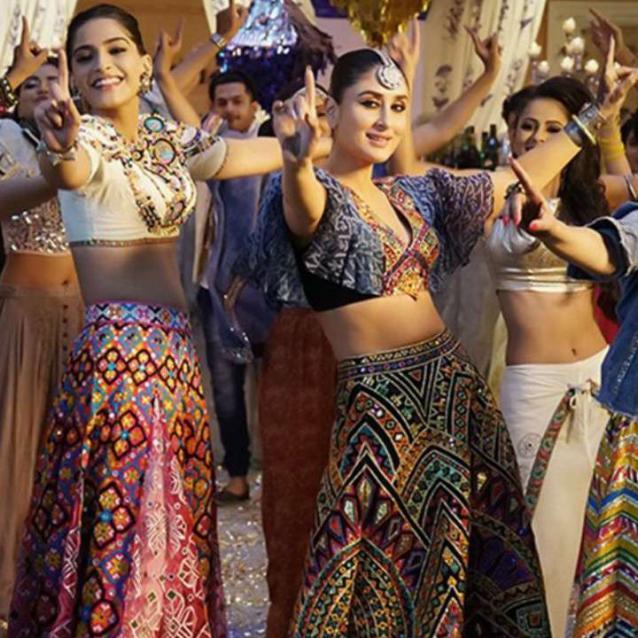 Sonam Kapoor Ahuja and Kareena Kapoor Khan in 'Veere Di Wedding'