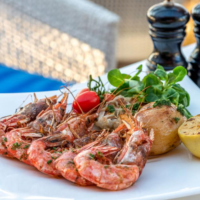Palm Grill: A Lavish Dining Experience By the Beach