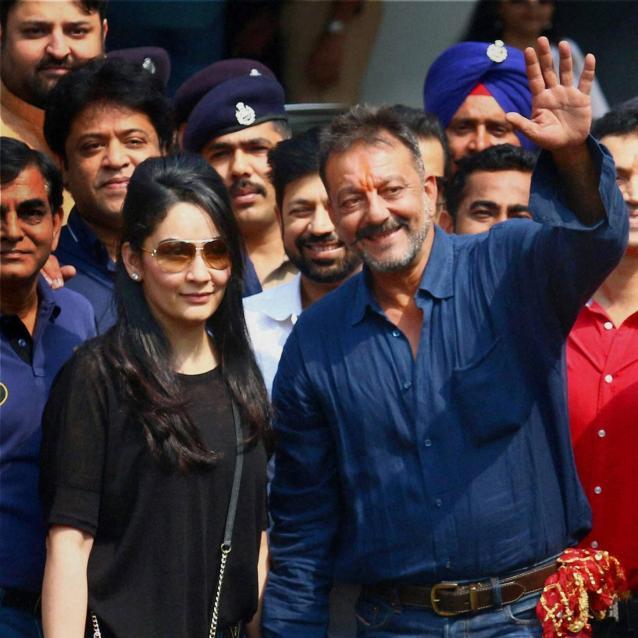 Sanjay Dutt: 'Finally I am a Free Man'