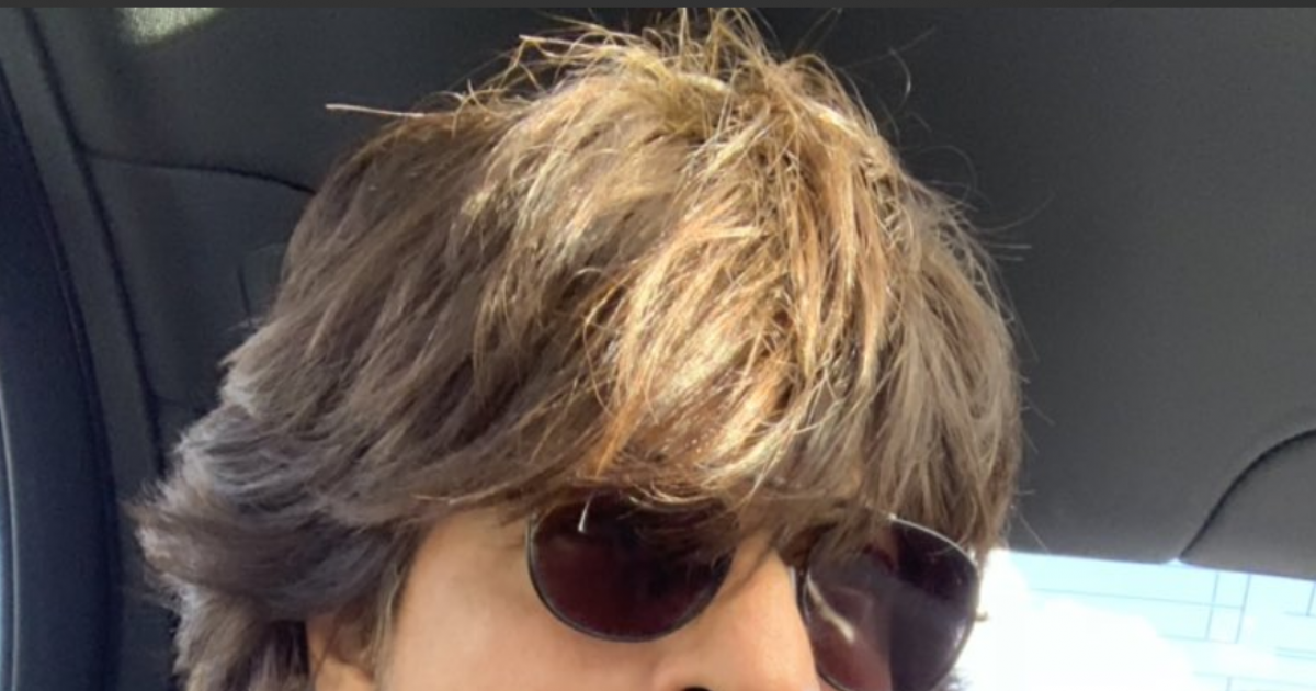 Shah Rukh Khan Asks For Hairstyle Advice And This Is What We Think Masala Com