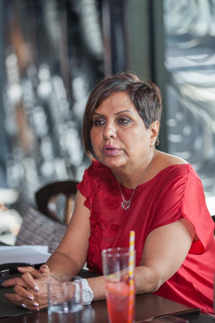 Meet the Judges of Masala! Awards 2014: Shahida Siddique