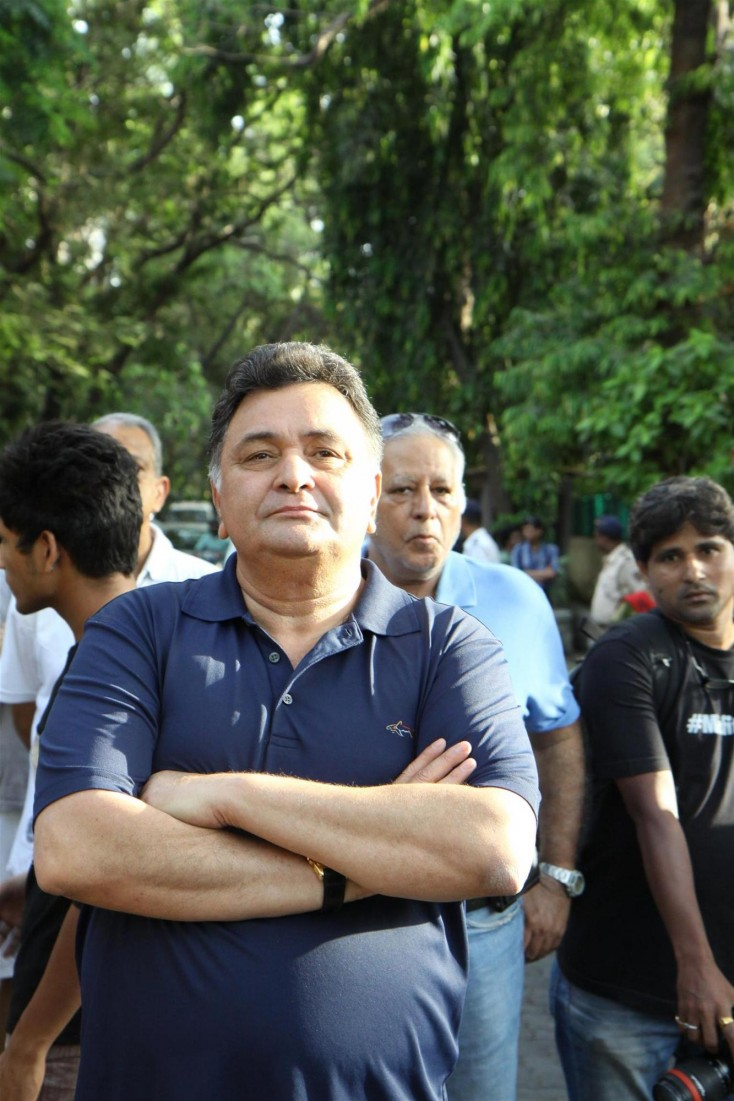 Why Was Rishi Kapoor Missing From the Kapoor Family Dinner?