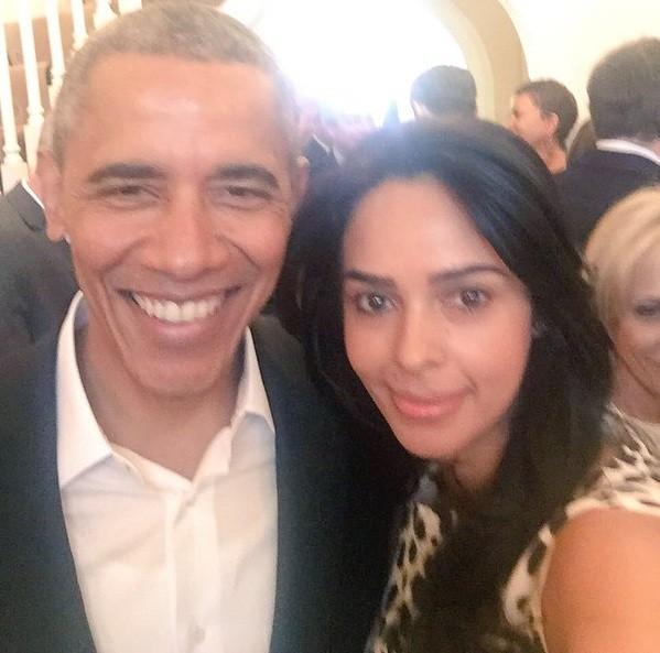 How Did Mallika Sherawat Meet Prez Barack Obama Twice?!