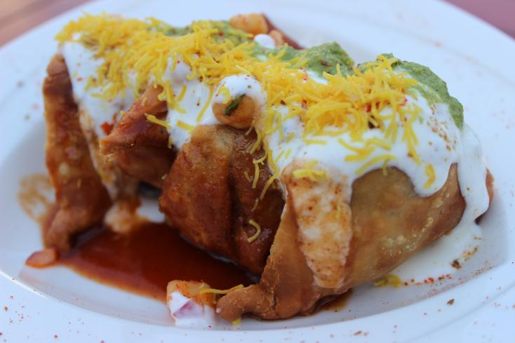 Recipe of the Week: Samosa Chaat