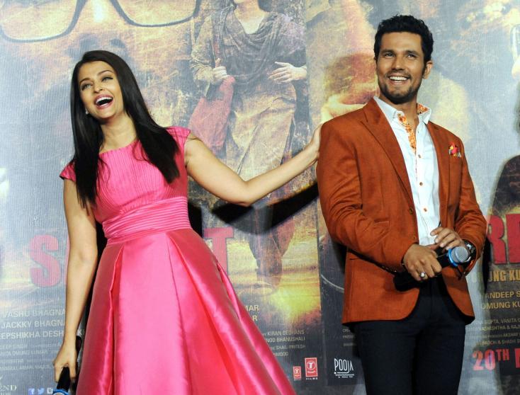 When Salman Khan Tweeted About Aishwarya Rai Bachchan's Upcoming Film Sarabjit