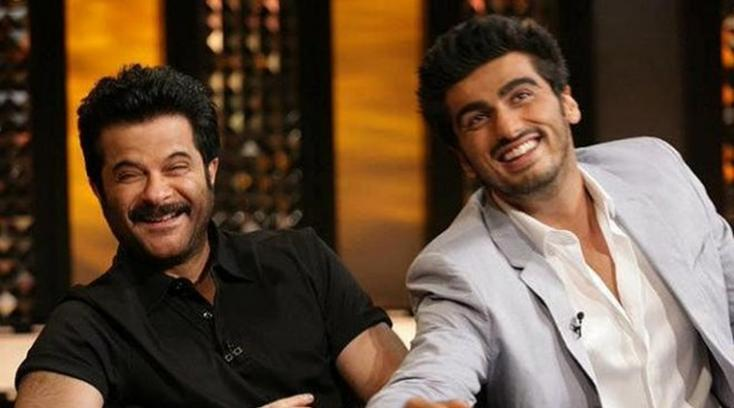 Uncle Anil Kapoor on The Lookout For a Bride For Nephew Arjun Kapoor!