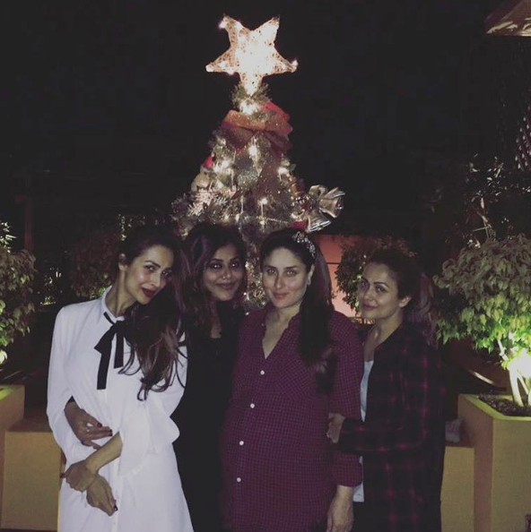 Kareena Kapoor Khan Celebrates Christmas