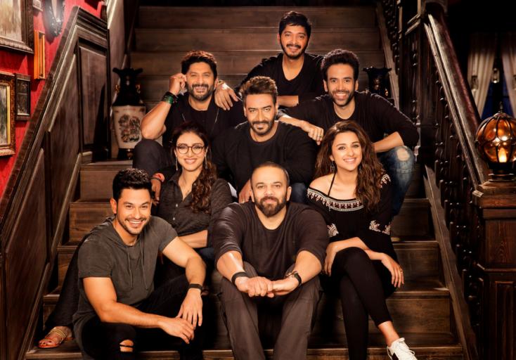 Ajay Devgn reveals the cast of 'Golmaal Again'