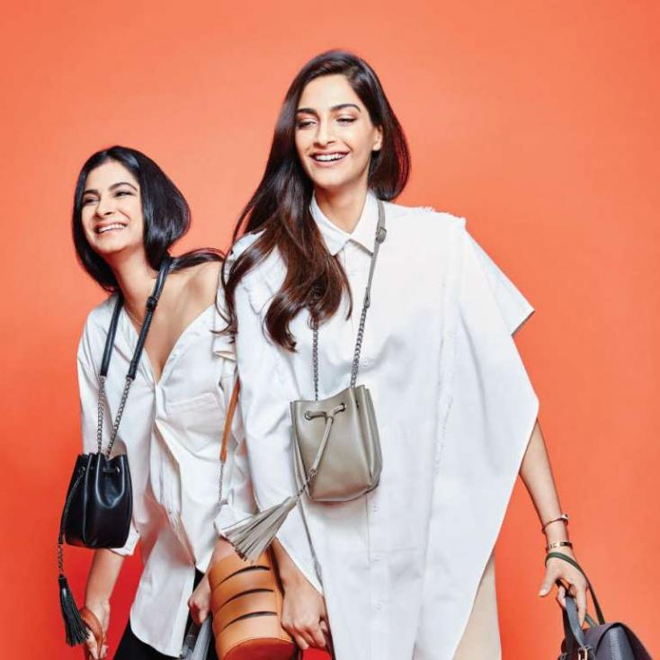 Rhea and Sonam Kapoor Got It From Their Mama