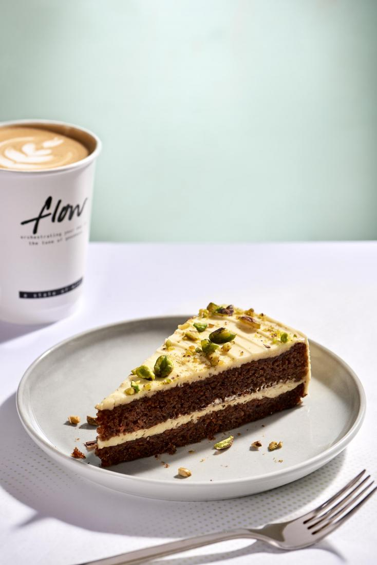 Dessert of The Day: Gluten Free Carrot Cake