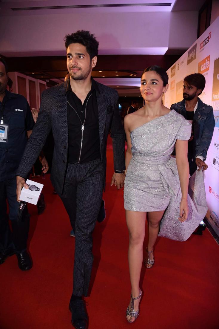 Alia Bhatt and Sidharth Malhotra Get Cute on Twitter