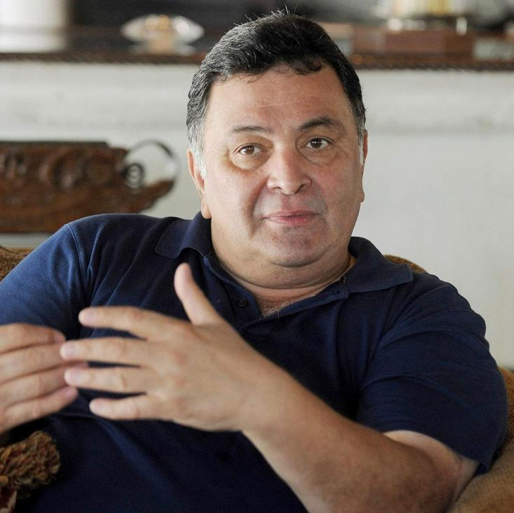 Rishi Kapoor Feels Audiences Are More Accepting of Seeing Senior Actors in Prominent Roles On Screen