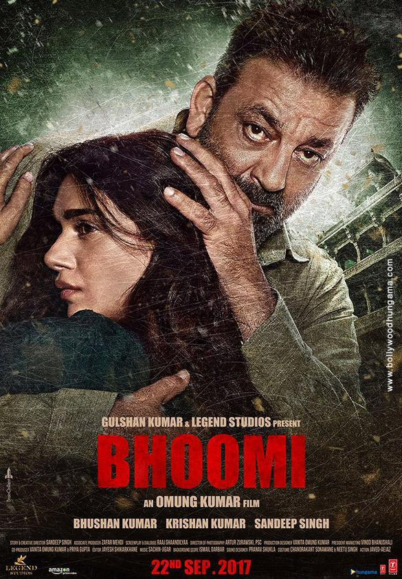 Movie Review: Sanjay Dutt's Bhoomi