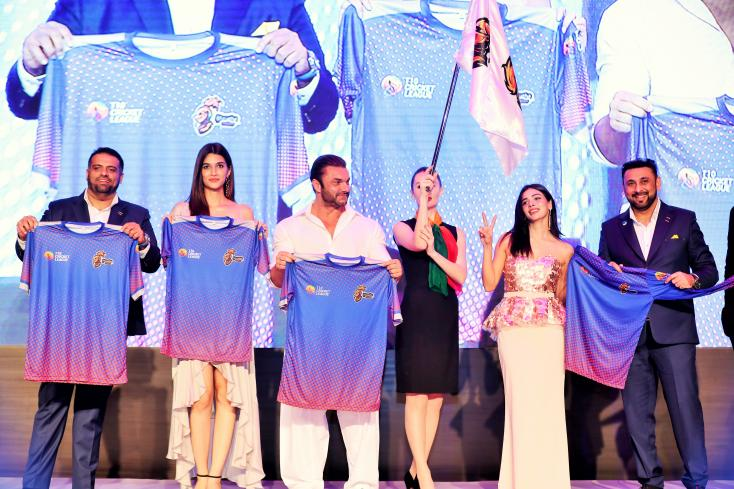 Sohail Khan, Kriti Sanon And Other Stars Topline T10 Cricket League