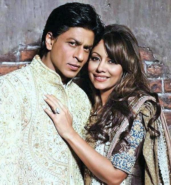 Being Shah Rukh Khan's Wife: Gauri Khan Reveals Why There's Only Positives To It