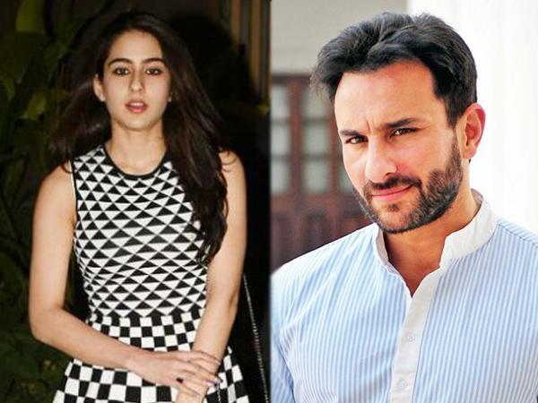 Is Saif Ali Khan Nervous About Sara Ali Khan's Debut 'Kedarnath' ?