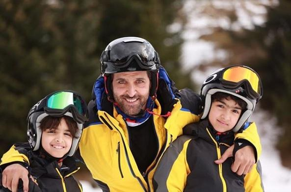 Hrithik Roshan Revealed 5 'Aww-Worthy' Things About His Relationship With His Sons