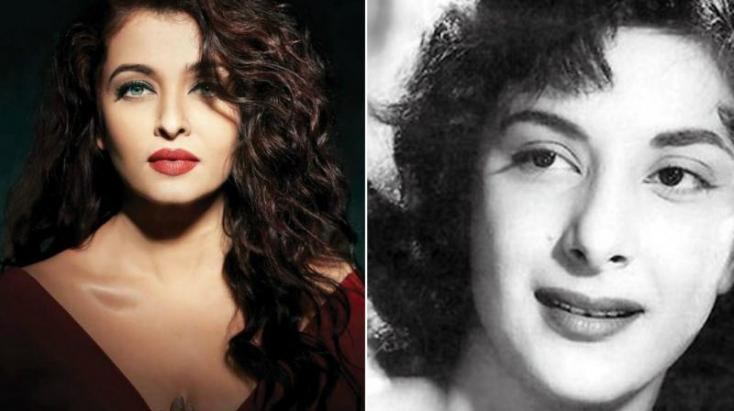 Is Aishwarya Rai Going to Step into Nargis' shoes For 'Raat Aur Din' Remake?