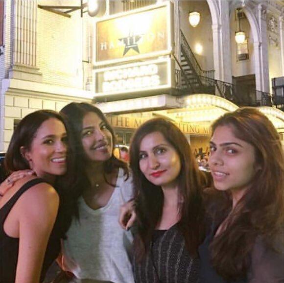 Priyanka Chopra Reveals if She'll be Meghan Markle's Bridesmaid at the Royal Wedding