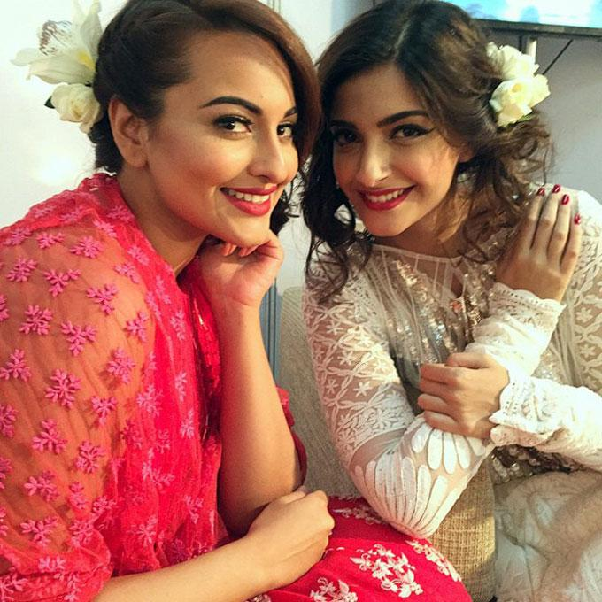Check Out Sonam Kapoor's Heartfelt Apology to Sonakshi Sinha