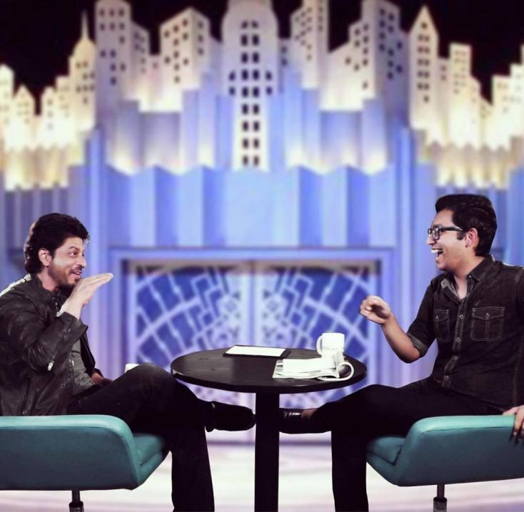 The Good, Bad and Ugly About Interviewing Aamir Khan, Salman Khan and Shah Rukh Khan!