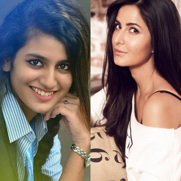 Why Was Priya Prakash Varrier Compared to Katrina Kaif?