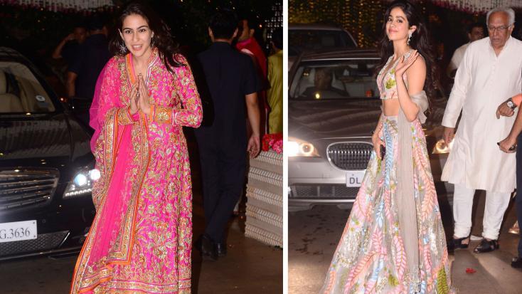 How Jhanvi Kapoor is Beating Sara Ali Khan to the Game