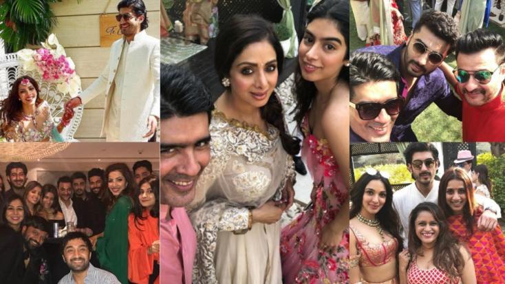 PICS: Karan Johar, Sonam Kapoor and Arjun Kapoor Know How to Party!