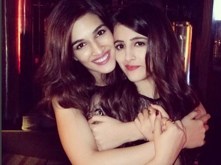 Sister Act! Kriti Sanon May Star With Real Life Sister Nupur