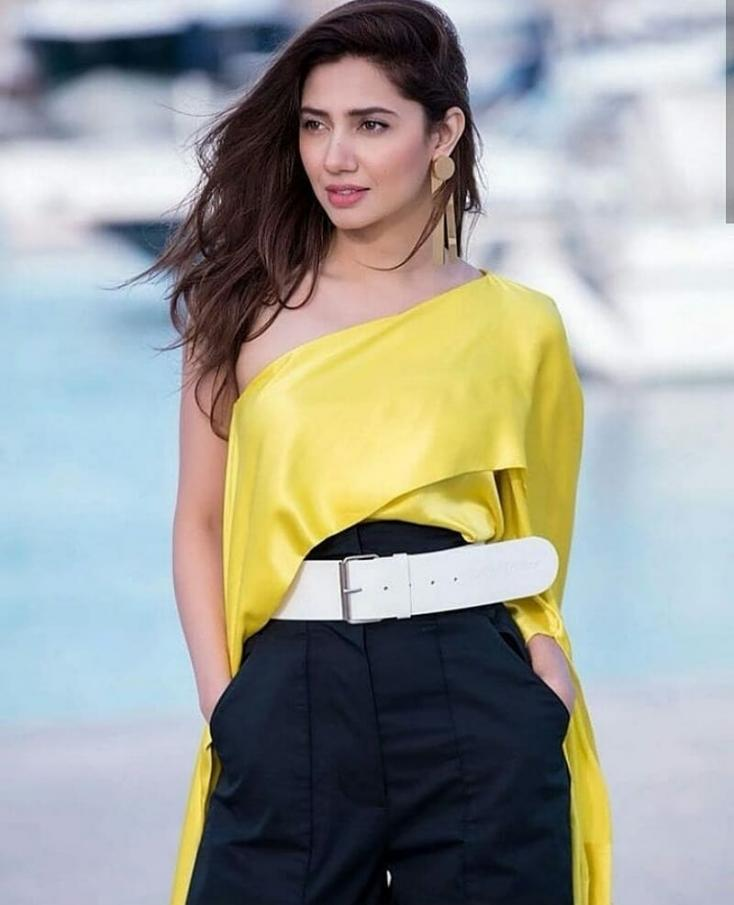 Mahira Khan Says, 'I Would Also Play the Roles of Grand and Great Grandmothers.'
