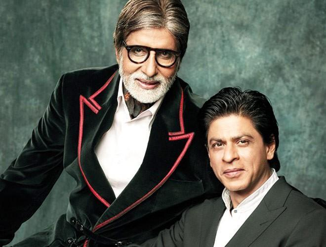 Shah Rukh Khan and Amitabh Bachchan Come Together For a Film After 10 Whole Years!