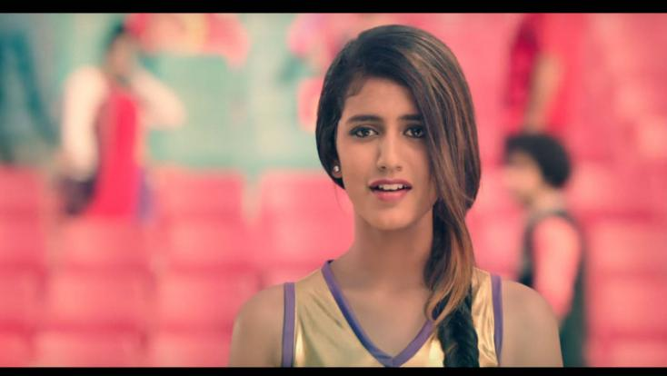 Remember Priya Prakash Varrier? The Winking Sensation Has Been Signed for an Ad worth ONE CRORE!