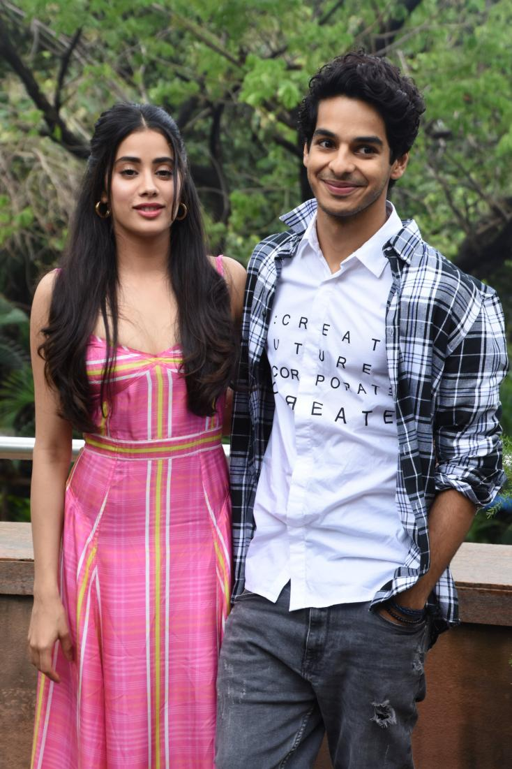 Dhadak Day 5 Box-Office Collection: The Janhvi Kapoor-Ishaan Khatter Starrer is On Its Way to Becoming a HIT