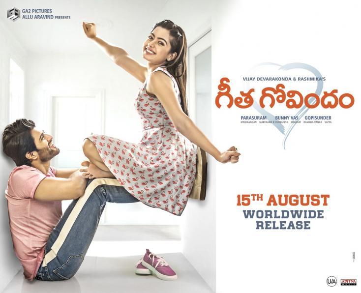 Geetha Govindam Movie Review: Deverakonda Does A  Delightful Somersault From Arjun Reddy
