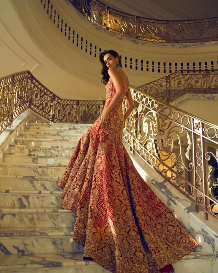 Faraz Manan's Breathtaking New Collection