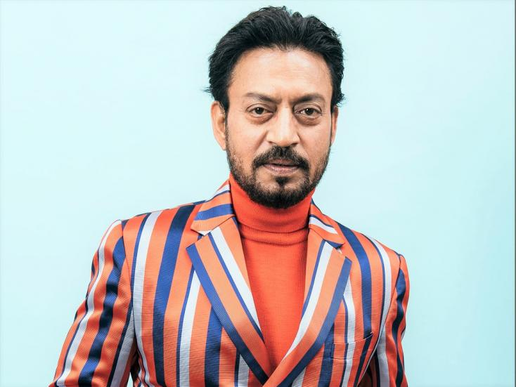 'Irrfan Looks Lanky and Pale but is Upbeat and Positive' : A Friend on Irrfan Khan's Condition
