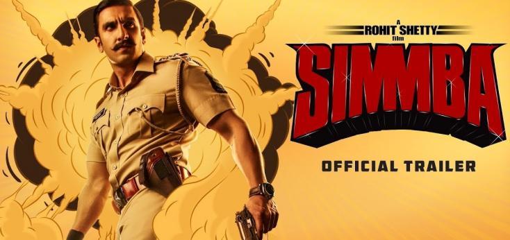 Ranveer Singh Feels His Performance in Simmba Did Not Get Due Credit
