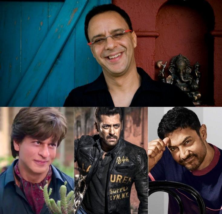 "Vidhu Vinod Chopra Hits Out At ""Stars"""
