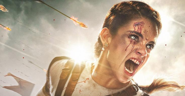 'Manikarnika: The Queen of Jhansi' Movie Review: Kangana Ranaut is Great but Can't Save a Flawed Film