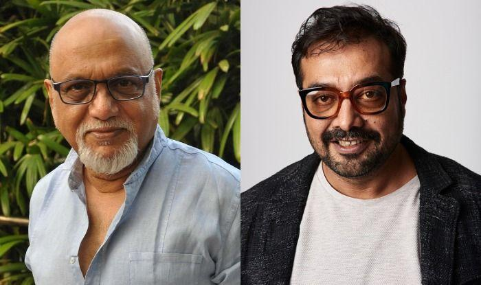Anurag Kashyap Lashes out at Pritish Nandy Over a Film Title