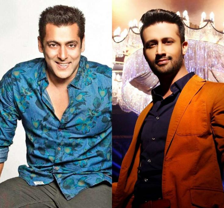 Salman Khan Gives in to Fan Pressure; Removes Atif Aslam Songs from his Film