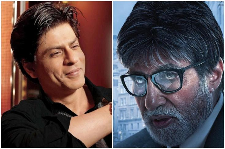 Shah Rukh Khan And Amitabh Bachchan's Twitter Banter Is Low-Key Hilarious