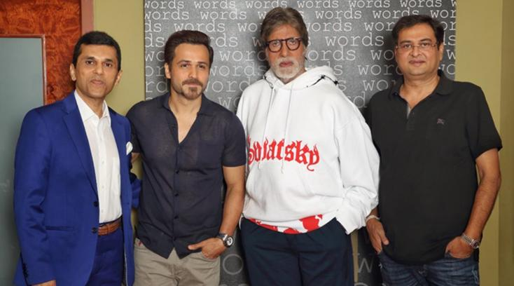 Amitabh Bachchan Gears Up for Another Thriller with Emraan Hashmi!