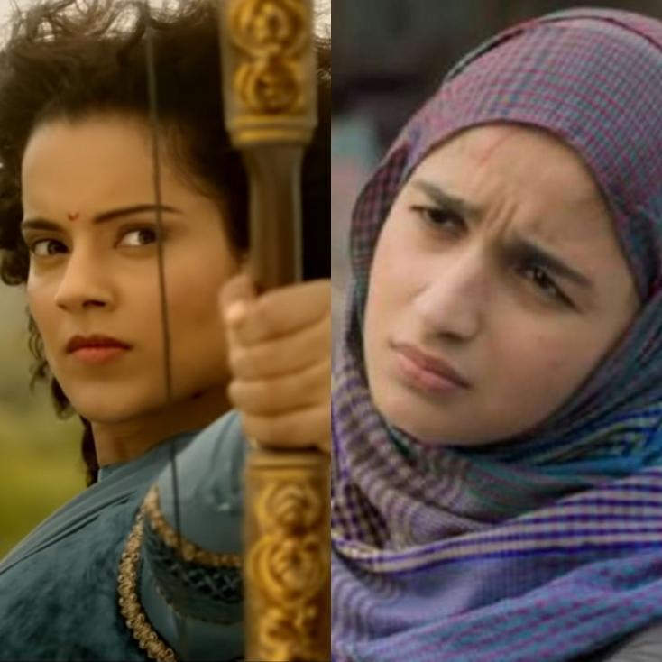 Kangana Ranaut Does it Yet Again! Calls Alia Bhatt's Performance in 'Gullyboy', 'Mediocre'